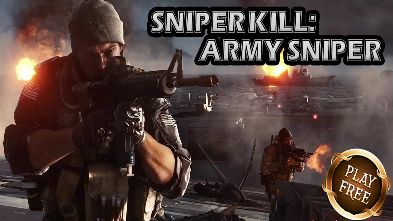 Download Sniper Kill: Real Army Sniper Mod Apk