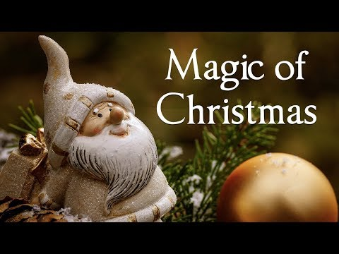 "Christmas Instrumental Music, Peaceful Christmas Music ""Magic of Christmas"" by Tim Janis"