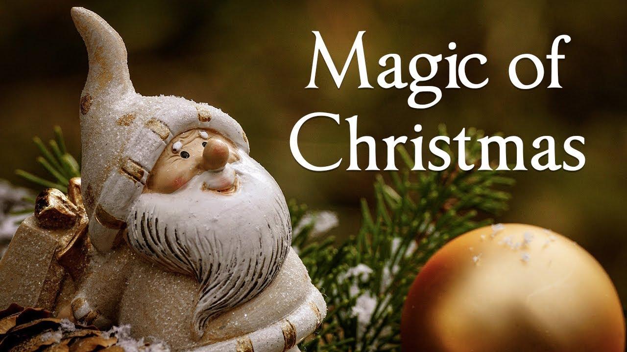 Christmas Instrumental Music Peaceful Christmas Music Magic Of Christmas By Tim Janis Youtube