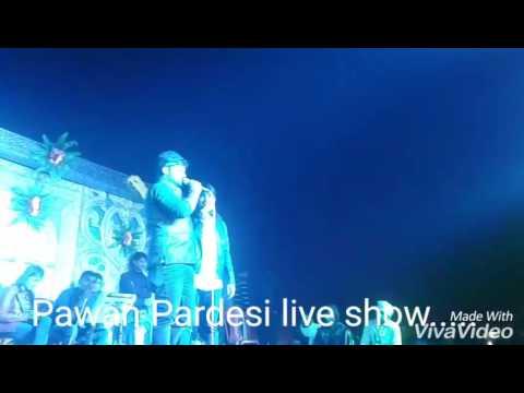 ||Pawan Pardesi Live Hot Song|| 2016