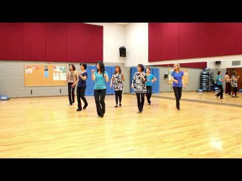 Love On The Weekend - Line Dance (Dance & Teach in English & 中文)