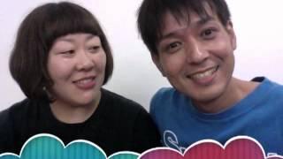まさこさん役者紹介『石澤美和 齋田吾朗』