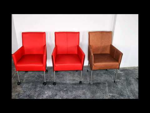 Leren eetkamerstoelen outlet youtube for Eetkamerstoelen outlet design