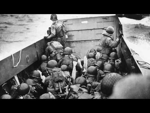 "D-Day / 299th Combat Engineer Battalion - ""First on Omaha"""