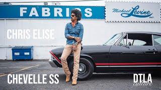 1968 Chevelle SS Chris Elise DTLA Culture Profile.