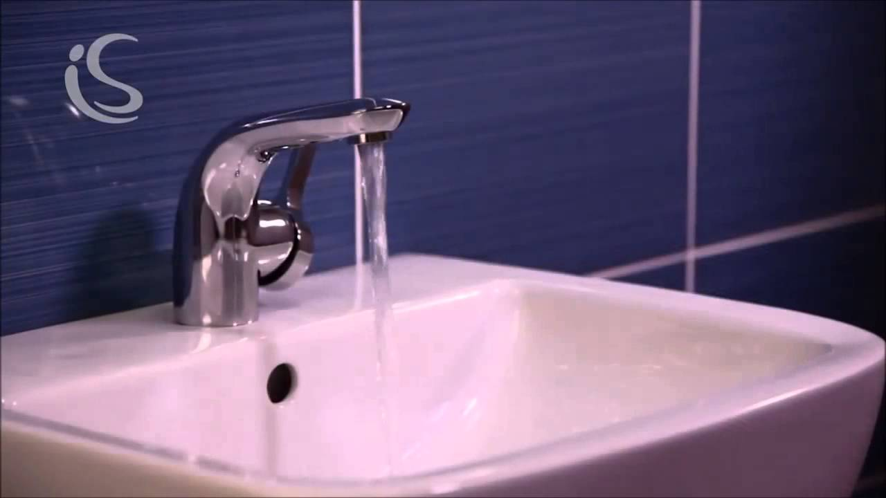 Ideal Standard Melange Basin Mixer - YouTube