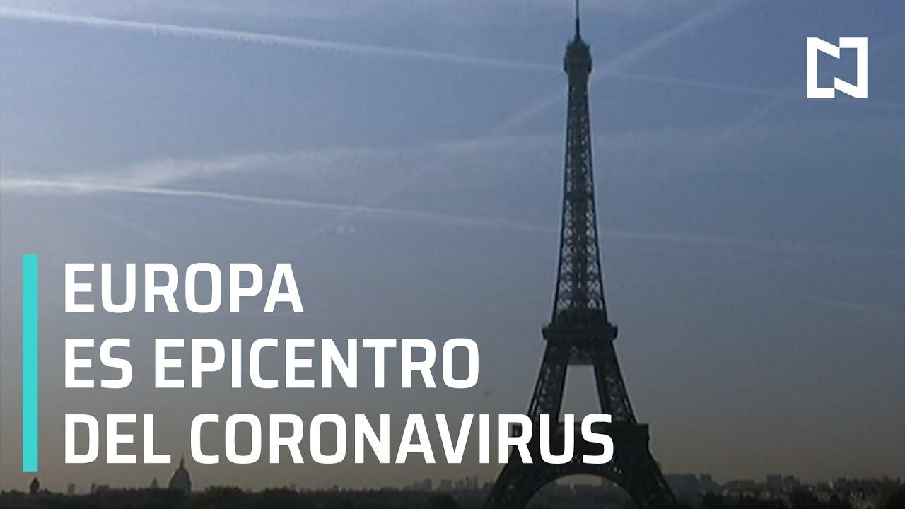 Europa es epicentro de pandemia de Coronavirus: OMS – En Punto