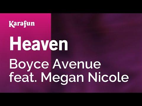 Karaoke Heaven - Boyce Avenue *