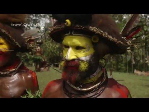 Papua New Guinea Highlands and Islands