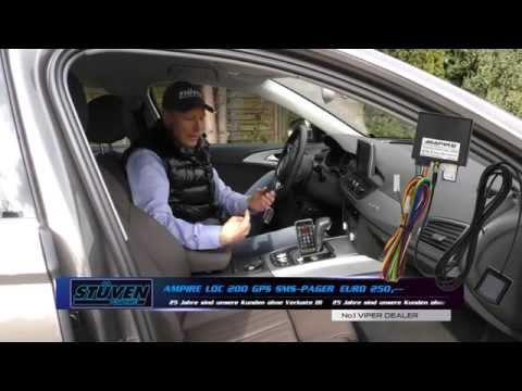 Die beste Alarmanlage für den AUDI A6 Avant