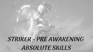 Black Desert Online Xbox One   Striker Absolute Skill Build   Best Absolute Skills
