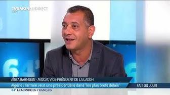 """Algérie : l'armée veut une présidentielle dans """"les plus brefs délais"""""""