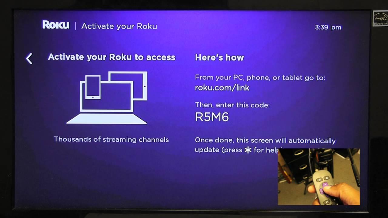 Using Netflix on your Roku