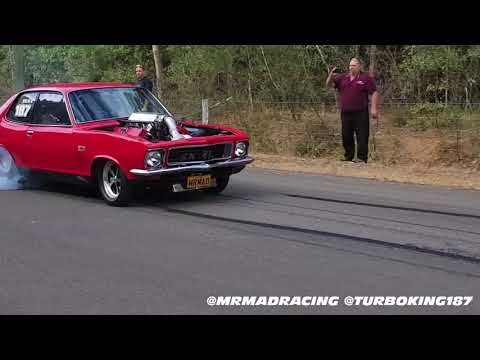 Mr Mad Holden Torana Testing
