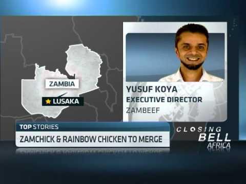 Zamchick & Rainbow Chicken to Merge