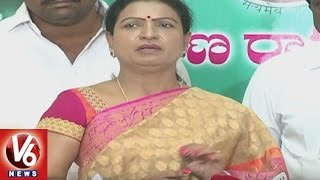 Congress Leaders Urge Not To Merge Alampur and Undavalli in Wanaparthy District | V6 News