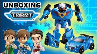 Unboxing Tobot Y | Mainan Anak Mobil Robot | Tobot Bahasa Indonesia