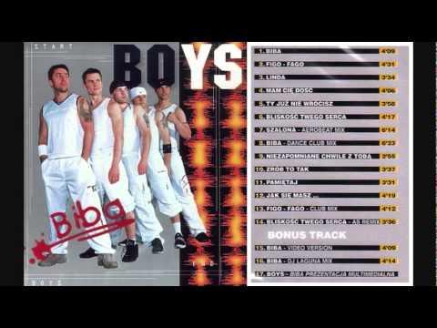 Boys - Biba (Dance Club Mix) [2002]