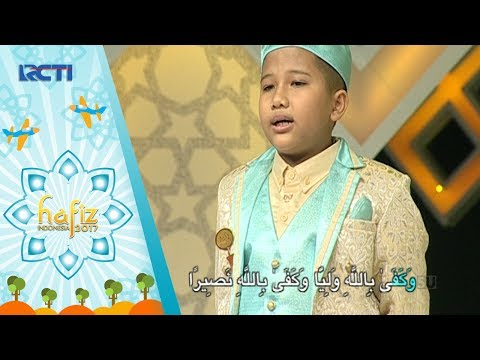 HAFIZ INDONESIA - Wisuda Akbar Part II [21 Juni 2017]