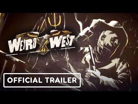 Weird West - Official Announcement Trailer | The Game Awards 2019