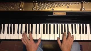 Tutorial Piano y voz Procuro olvidarte (Hernaldo Zúñiga)