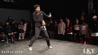 Présélection Hip Hop part1 Battle City 2017