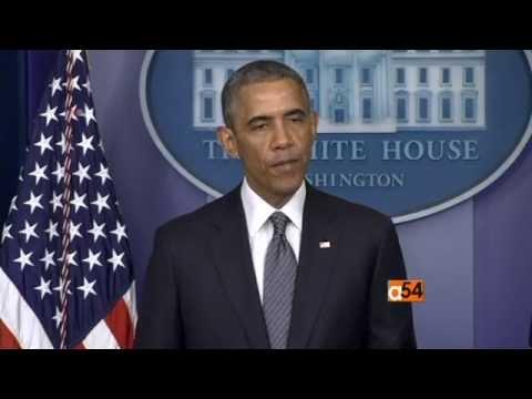 Obama and Malaysia Flight MH-17