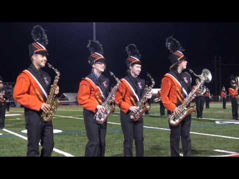 Tunkhannock High School Marching Band
