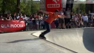 Skate Arena Cup 2013 - Inline Skating - Best trick contest