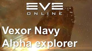 EVE Online - Alpha clone explorer