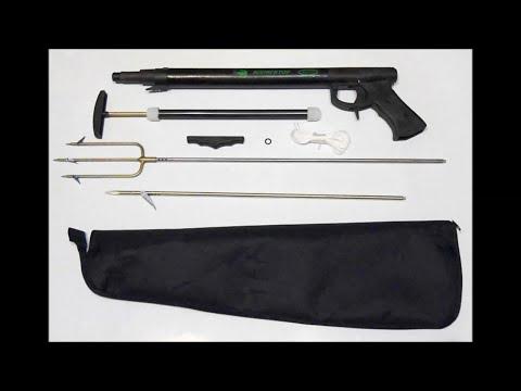 ружья для подводной охоты какое выбрать , в помошь новичкам :)gun for spearfishing