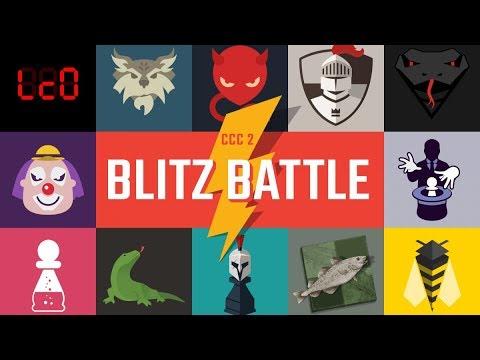 Batalla de Blitz del Computer Chess Championship 2018