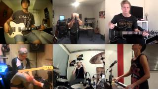 Forever In Combat A Prophecy Asking Alexandria Cover