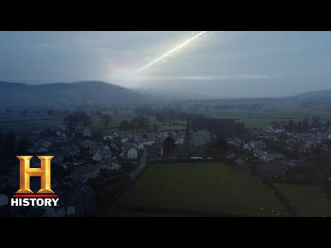 Ancient Aliens: UFO Crash Site In Wales (Season 12) | History