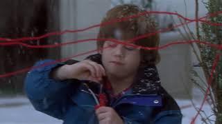 Один Дома 3 1997 г (Алекс выстраивает ловушки для горе бандитов)