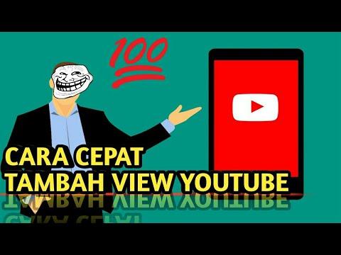 Cara Baru Promosi Vidio Secara Gratis View Cepat Bertambah Youtube