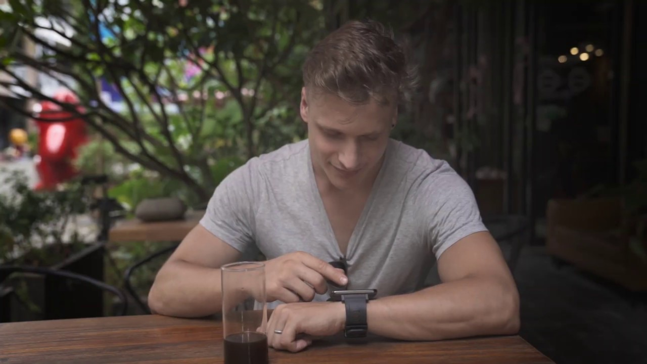TICWRIS Max- the World's  Biggest Android 4g Smartwatch, the Smallest Smartphone
