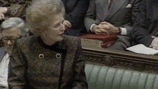 MP: I'm boycotting Commons Thatcher tribute