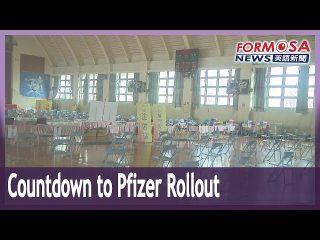 Schools ready for Pfizer rollout on Wednesday