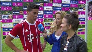 James Rodriguez vs Werder Bremen (Bayern Munchen Debut) HD 720p (15/07/2017)