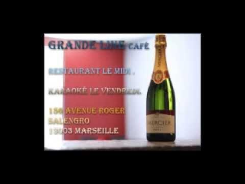 GRANDE LINE café marseille