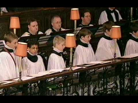 Saint Paul Cathedral Choir:  For the Beauty of the Earth