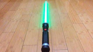 qui gon jinn ultimate fx lightsaber review