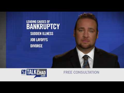 Talk With Chad (888) 484-2676 South Florida Bankruptcy Lawyer Chad Van Horn - Expert Legal Help TV