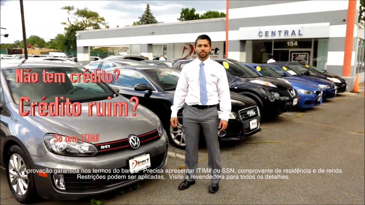 Direct Auto Mall >> Direct Auto Mall Comercial Globo Youtube
