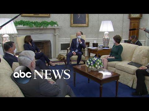 Will bipartisan meeting with Biden help …