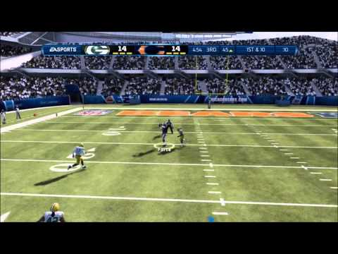 Madden 13: Flint Beastwood - Green Bay Packers vs. Chicago Bears