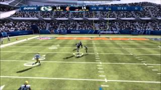 Madden 13: Flint Beastwood - Green Bay Packers vs. Chicago Bears