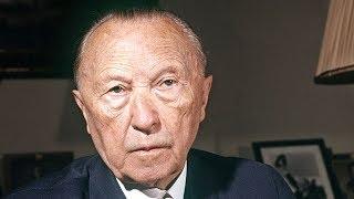 Исторические личности - Конрад Аденауэр