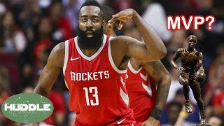 Is James Harden The Best Offensive Player To EVER Play In The NBA? | Huddle